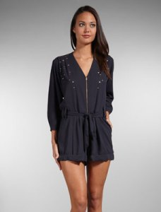 Sretsis Falling Star Jumpsuit in Navy
