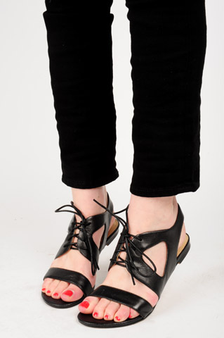 Jeffrey Campbell oxford sandals