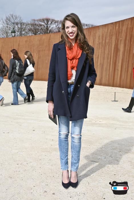 Susan Cernek_Zara coat_H&M.jeans_Prada Heels
